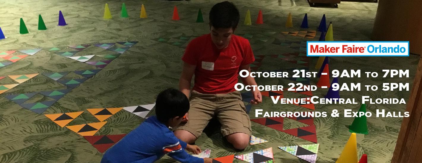 OMC in Maker Faire