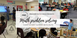 Online Math Problem Solving for 3-5th grade with Ruth @ Online Event
